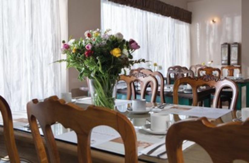 Shtarkman Erna Hotel (photo credit: Courtesy)