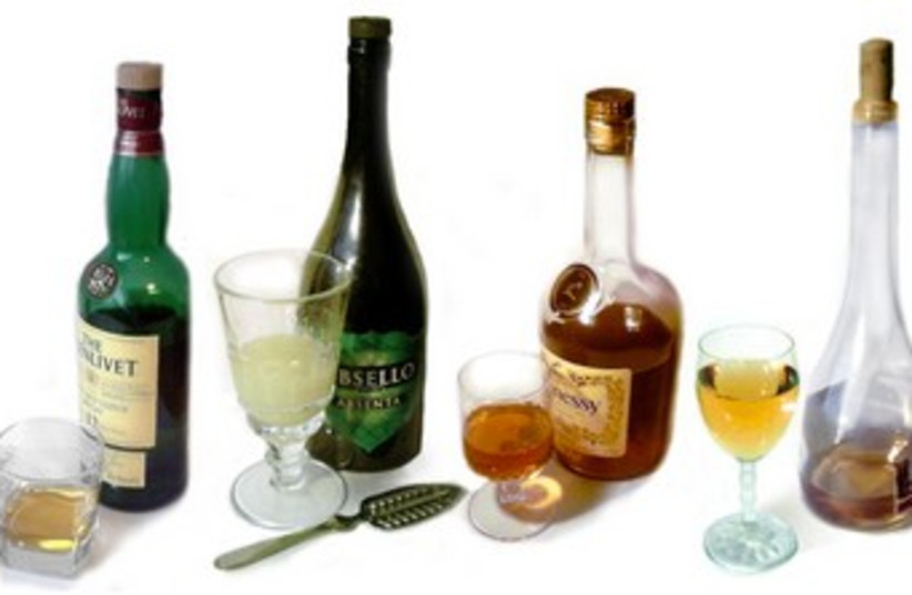 Alcohol 370 (photo credit: Wikicommons)