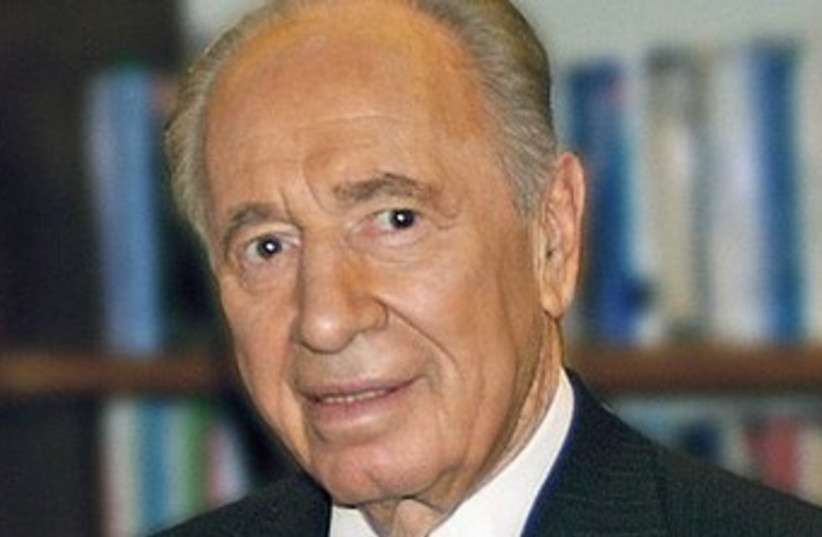 Shimon Peres 370 (photo credit: Wikicommons)