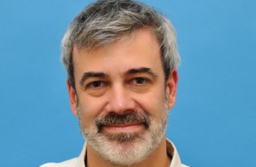 Sourasky Dermatology Department chairman Prof. Eli Sprecher  (photo credit: Miri Gotenu )