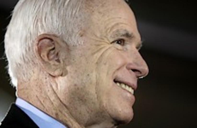 McCain 224 88 AP (photo credit: AP)