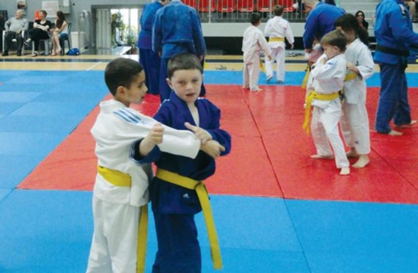 Judo in Jerusalem 521 (photo credit: Courtesy)