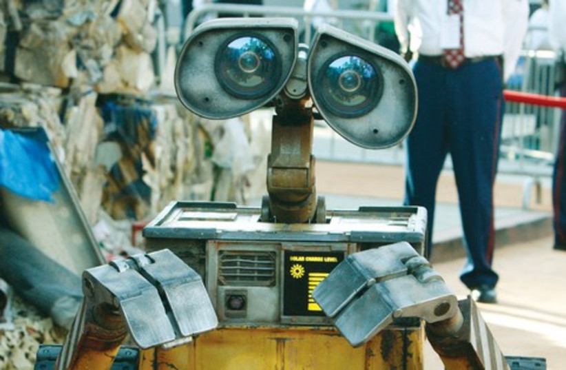 WallE 521 (photo credit: Reuters)