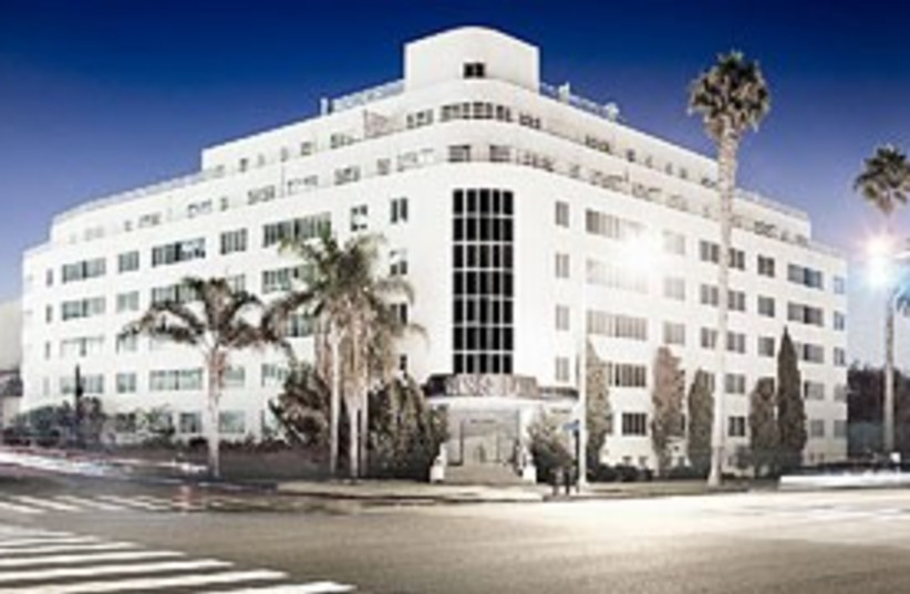 Santa Moniva's Hotel Shangri-La 390 (photo credit: Courtesy)