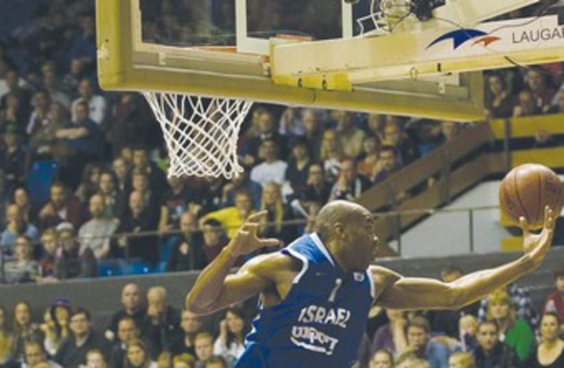 Basketball 370 (photo credit: Israel Basketball Association)