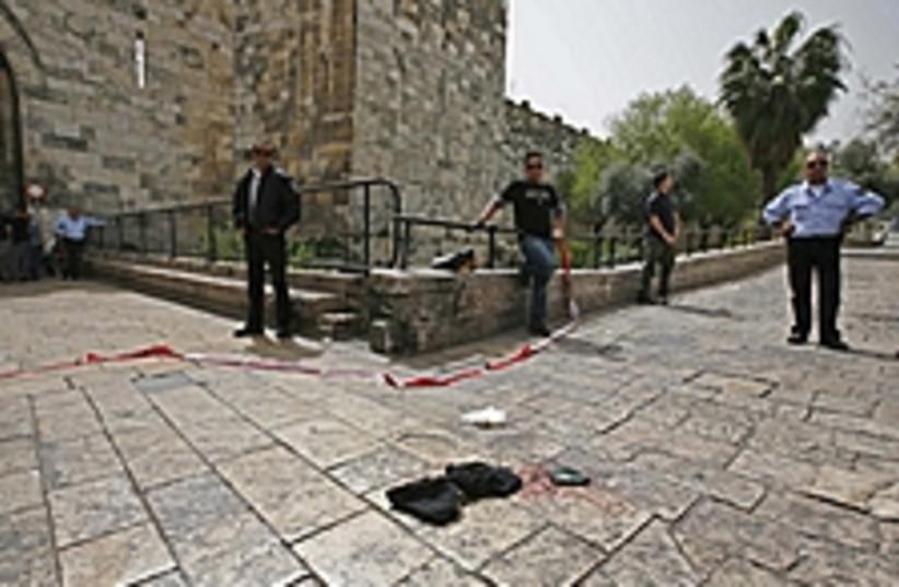 rabbi stabbed 224.88 (photo credit: AP)