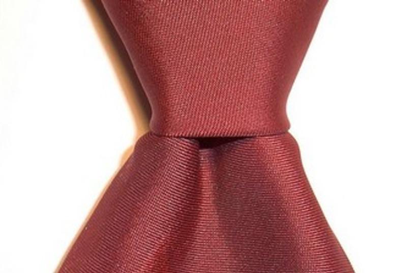 Tie (photo credit: Wikicommons)