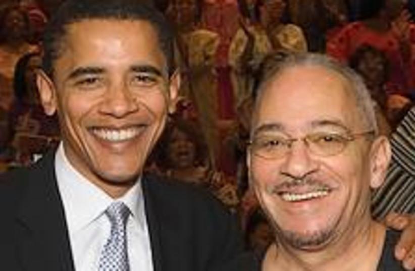 Obama pastor 224.88 (photo credit: AP)