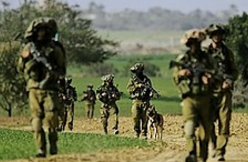 IDF Gaza 224 88 (photo credit: AP [file])