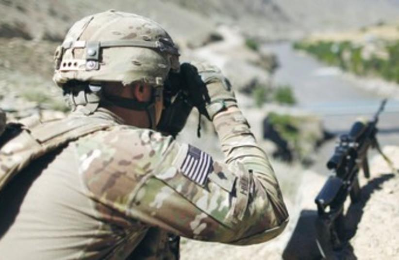 Soldier 370 (photo credit: Reuters)