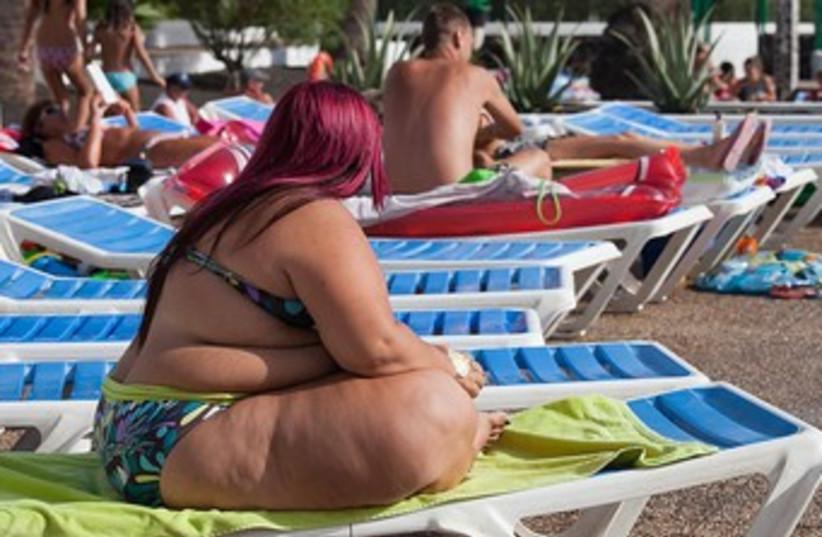 Obesity 370 (photo credit: Wikimedia Commons)