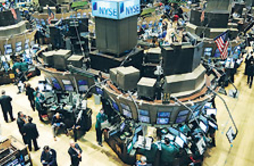 stock market 1 88 224 (photo credit: )