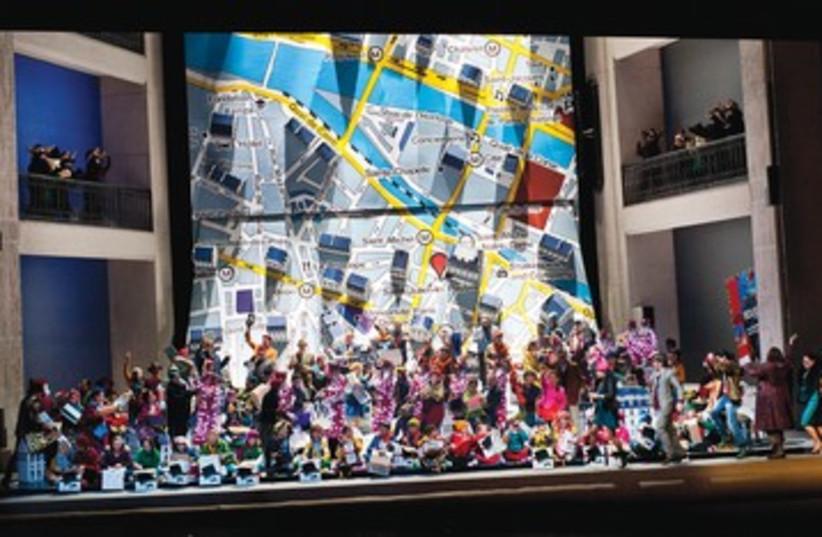 'La Boheme' at Salzburg Festival 390 (photo credit: Silvia Lelli)