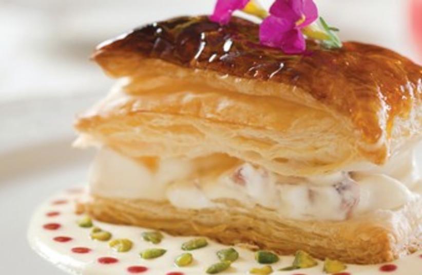 Napolean cake (photo credit: Daniel Layla)