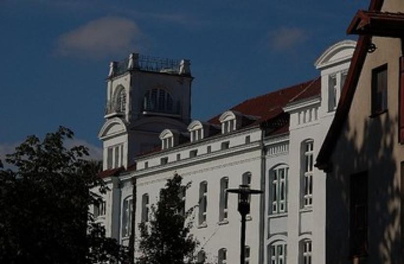 University of Rostock 370 (photo credit: Wikimedia Commons)