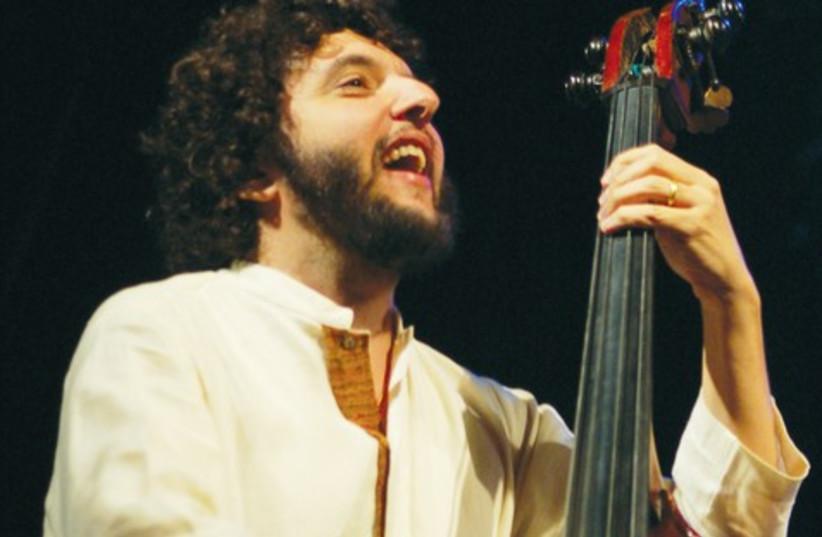 Omer Avital, The New Jerusalem Orchestra 521 (photo credit: Yishai Levron)