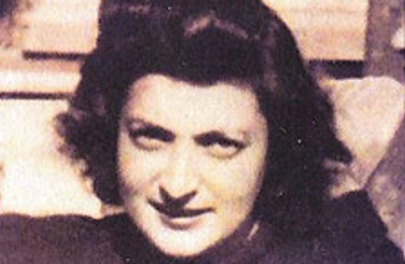 Lucy Mandelstam 88 224 (photo credit: Gloria Deutsch)