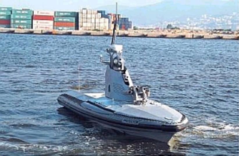 navy speedboat 88 298idf (photo credit: Israel Navy)