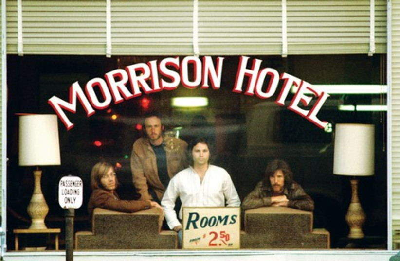 The Doors 521 (photo credit: Henry Diltz)