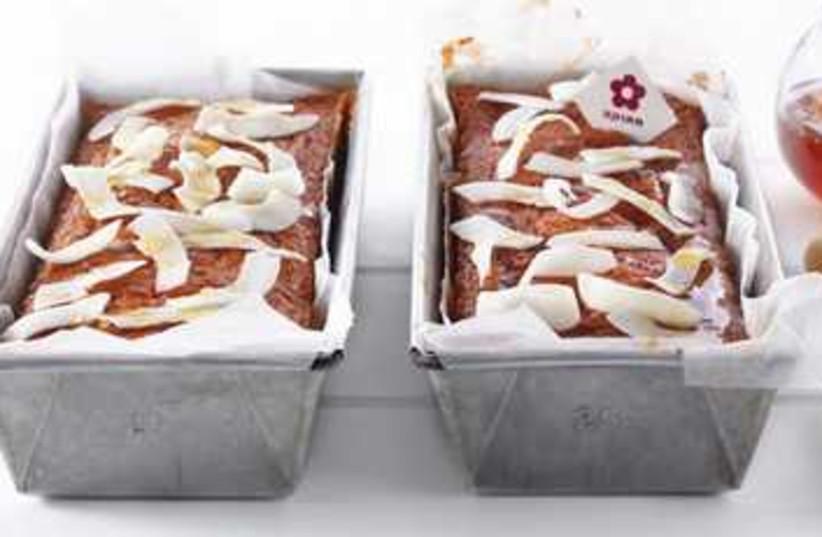 Rosh Hashana cake (photo credit: Courtesy)