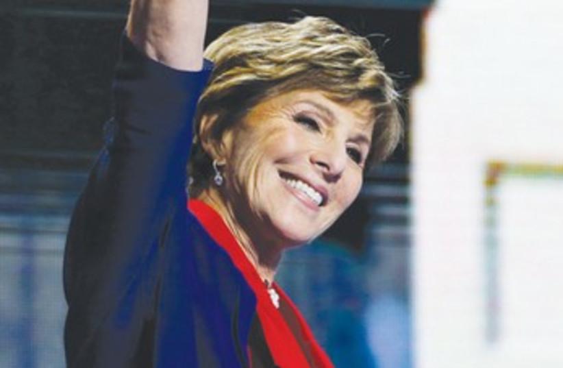 US Senator Barbara Boxer 370 (photo credit: REUTERS)