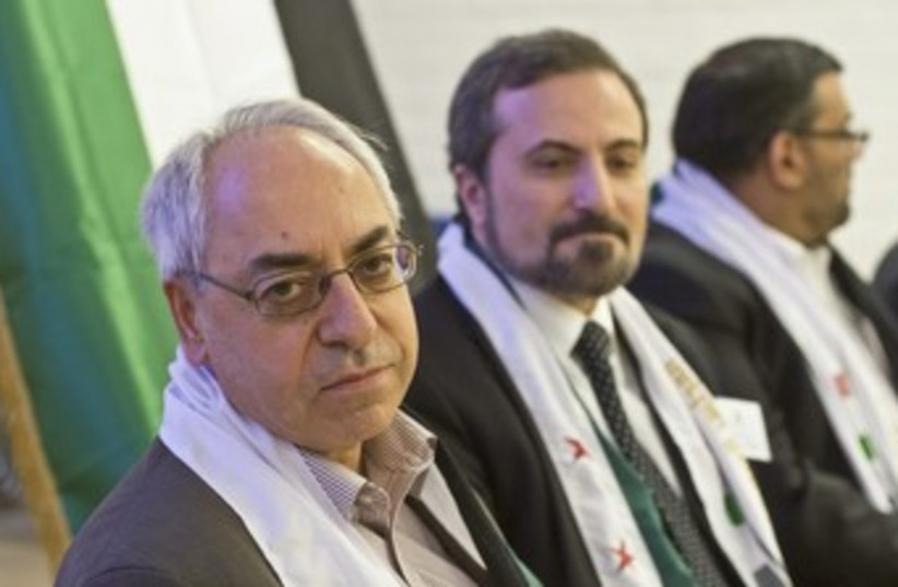 Abdulbaset Sieda (370) (photo credit: Reuters)