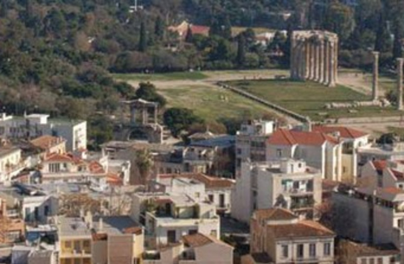 Acropolis, Greece (photo credit: Courtesy)