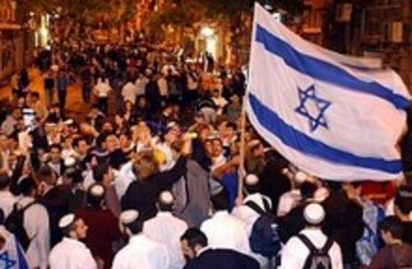 israeli jews 224 (photo credit: Ariel Jerozolimski)