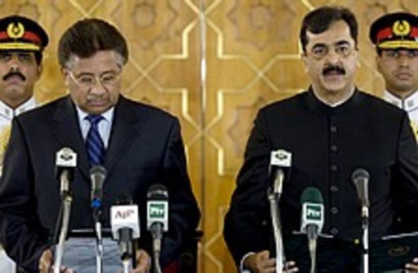 Pakistan new pm 224 88 (photo credit: AP)