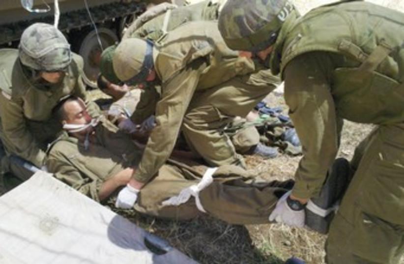 IDF drill 370 (photo credit: IDF Spokesman)