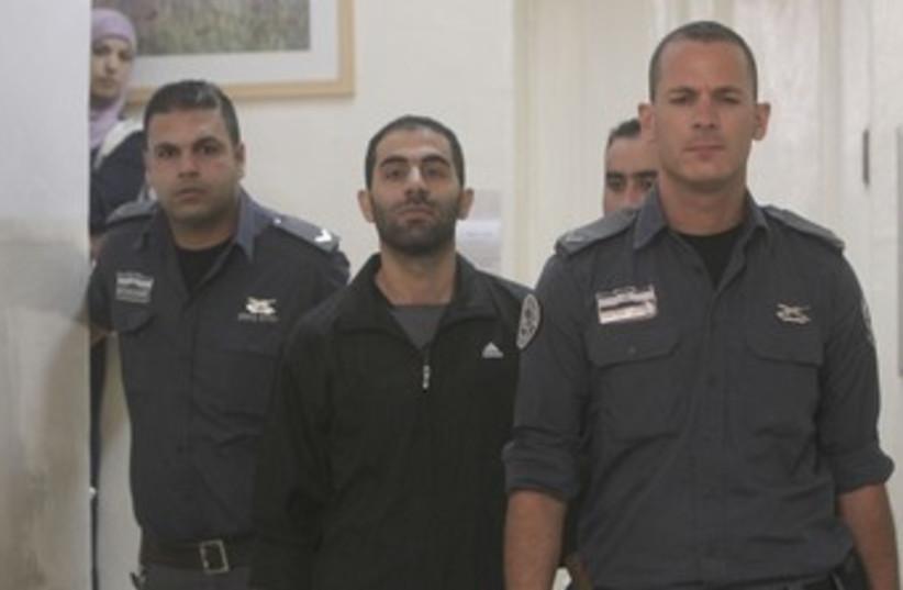 Nassar Adin Louai (370) (photo credit: Courtesy Jerusalem Police)