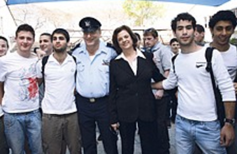 IDF w kids 224 (photo credit: Sasson Tiram)