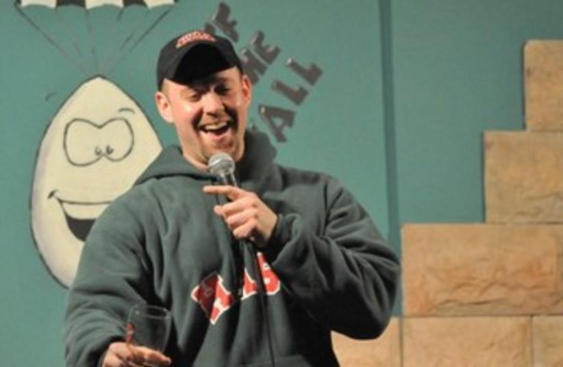 Comedian David Kilimnick 370 (photo credit: Dana Dekel)