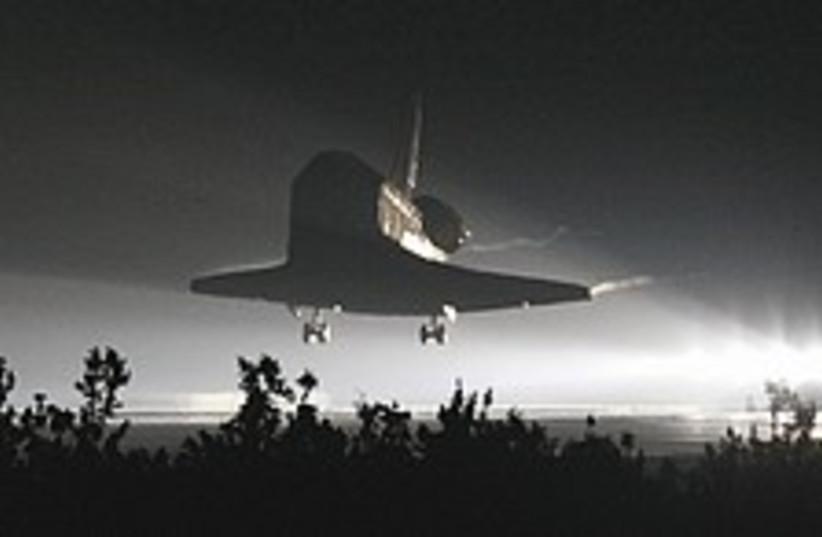 Endeavour 224.88 (photo credit: AP)