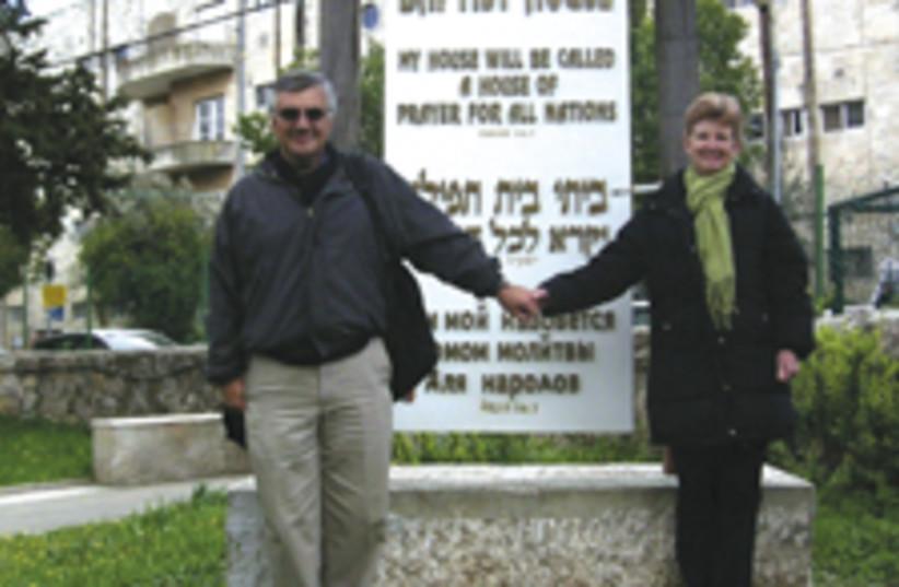 pastor Nucciarone 224 88 (photo credit: gil zohar)