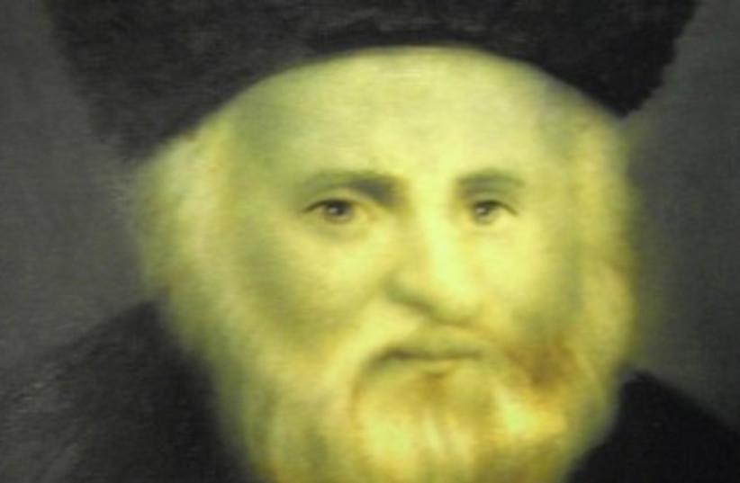 Rabbi Elijah the Gaon 370 (photo credit: Wikimedia Commons)
