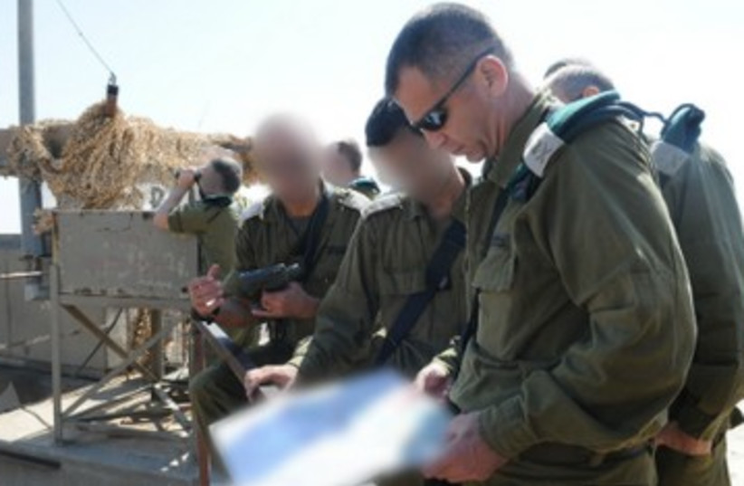 Military Intelligence chief Maj.-Gen. Aviv Kochavi 390 (photo credit: Courtesy IDF Spokesman's Office)