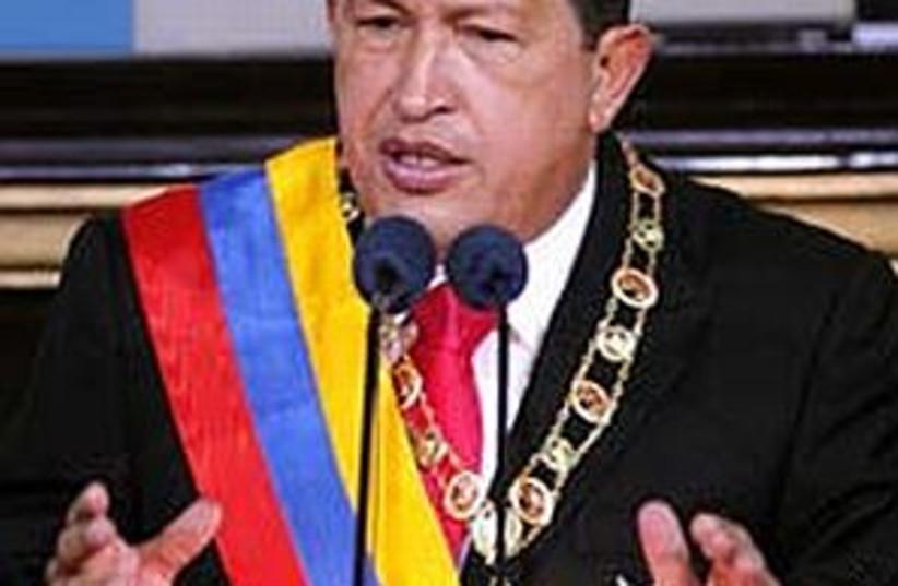 chavez298 88 (photo credit: AP [file])