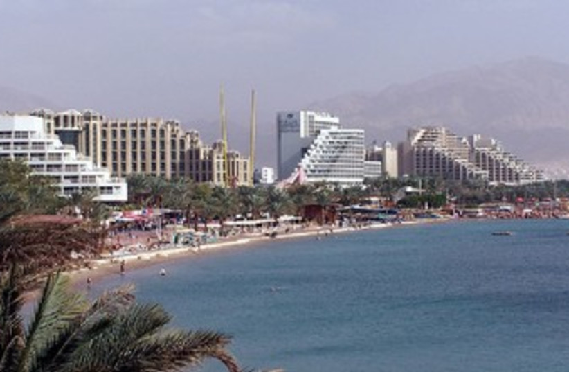 Eilat hotels 370 (photo credit: Wikimedia Commons)