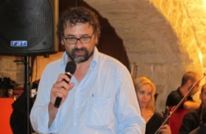 Francesco Lotoro  (photo credit: Ruth Ellen Gruber)