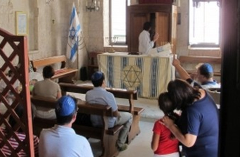 San Nicandro Jews 370 (photo credit: JTA/Ruth Ellen Gruber)