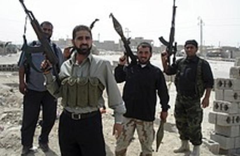 iraq militants 224 88 (photo credit: AP)