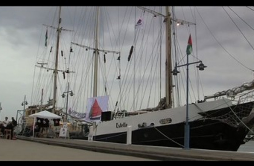 Estelle Ship 370 (photo credit: Screenshot)