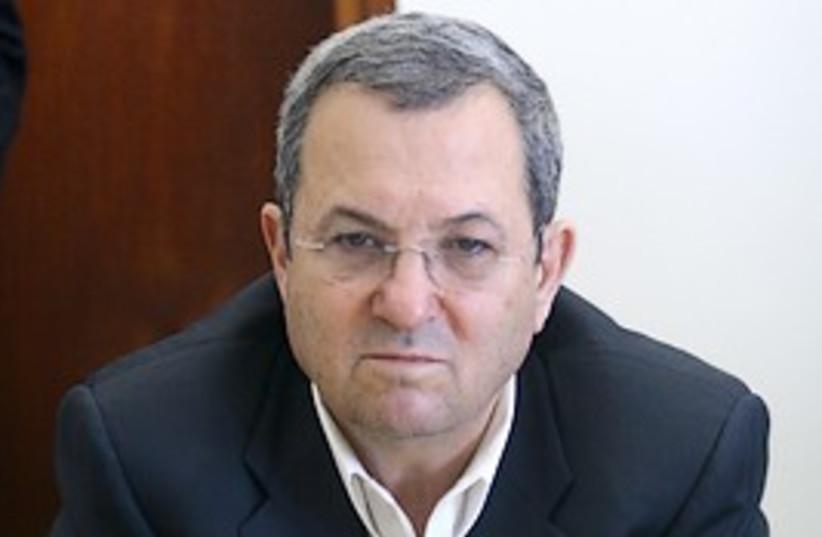 Barak Im gonna kill you! (photo credit: Ariel Jerozolimski [file])