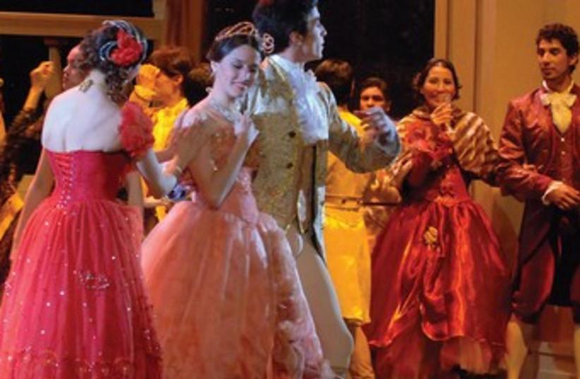 A new pirouette on Verdi (photo credit: Courtesy)