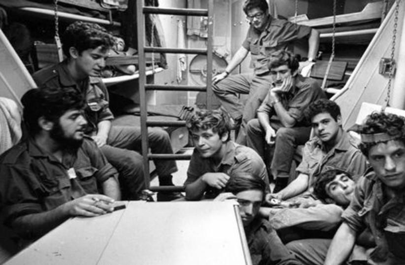 La guerre qui n'a pas eu lieu 521 P17 (photo credit: Jérusalem Post archives)