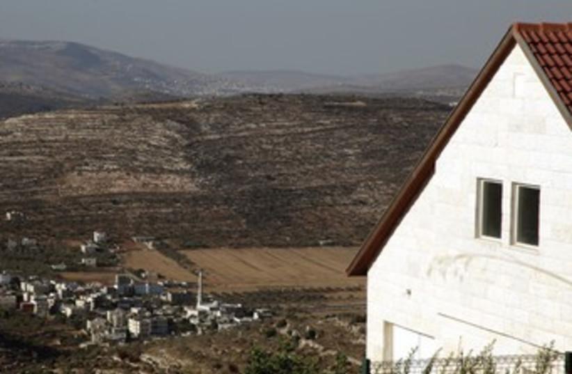 Ma'aleh Levona 370 (photo credit: Marc Israel Sellem/The Jerusalem Post)