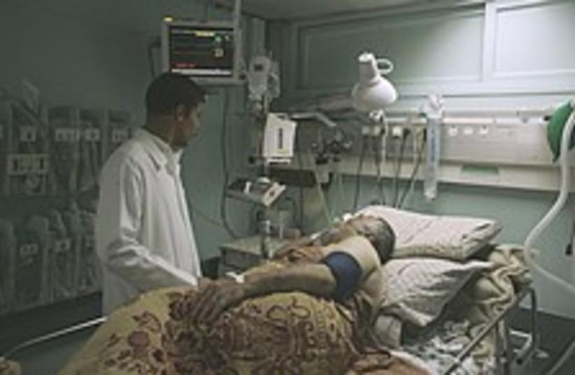 Gaza hospital 224.88 (photo credit: AP [file])
