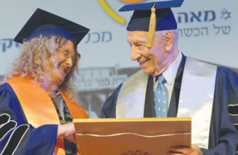 President Shimon Peres 370 (photo credit: Mark Neiman/GPO)