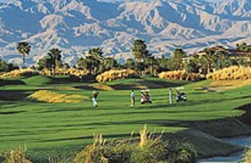 Eilat golf 224.88 (photo credit: Courtesy )